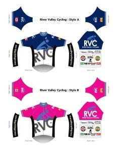 RVC Jersey design